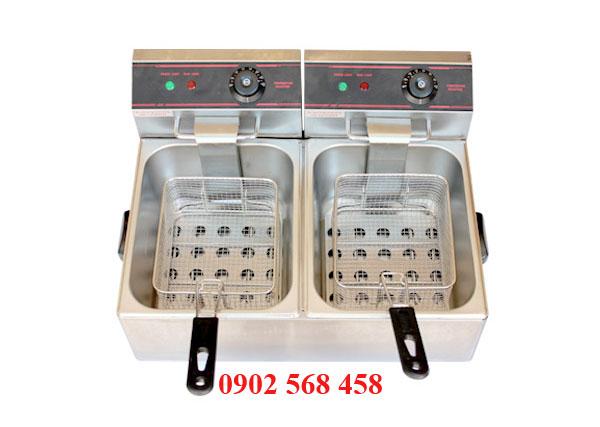 Bếp chiên nhúng đôi dùng điện 5.5 lít x 2 ET-ZL2